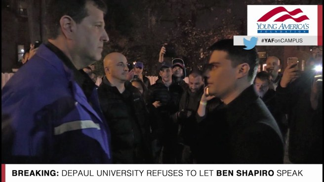 shapiro arrested